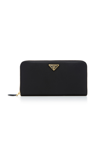 PRADA | Prada Leather Wallet | Goxip