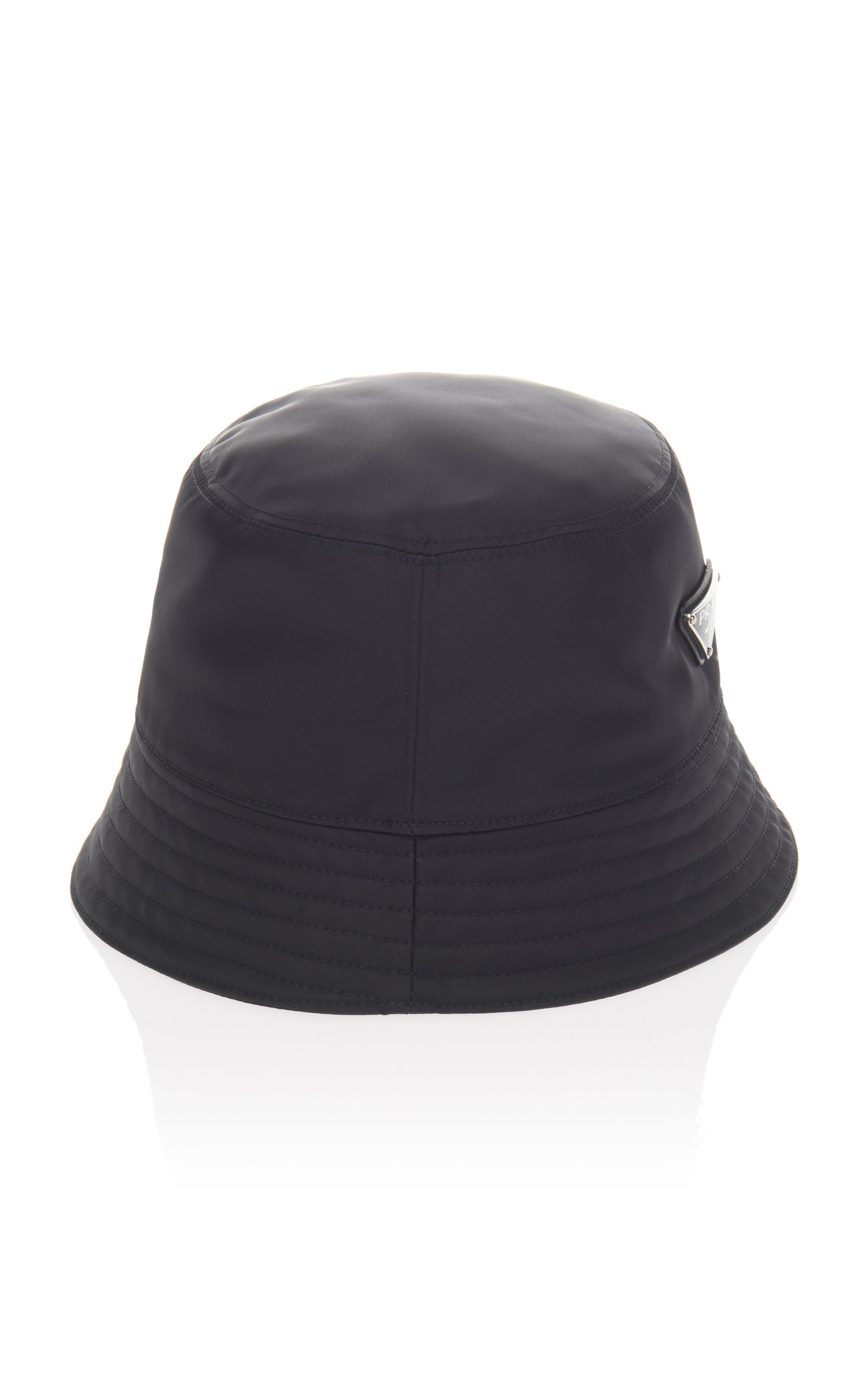 ebeceb6cc95c7 Shell Bucket Hat by Prada