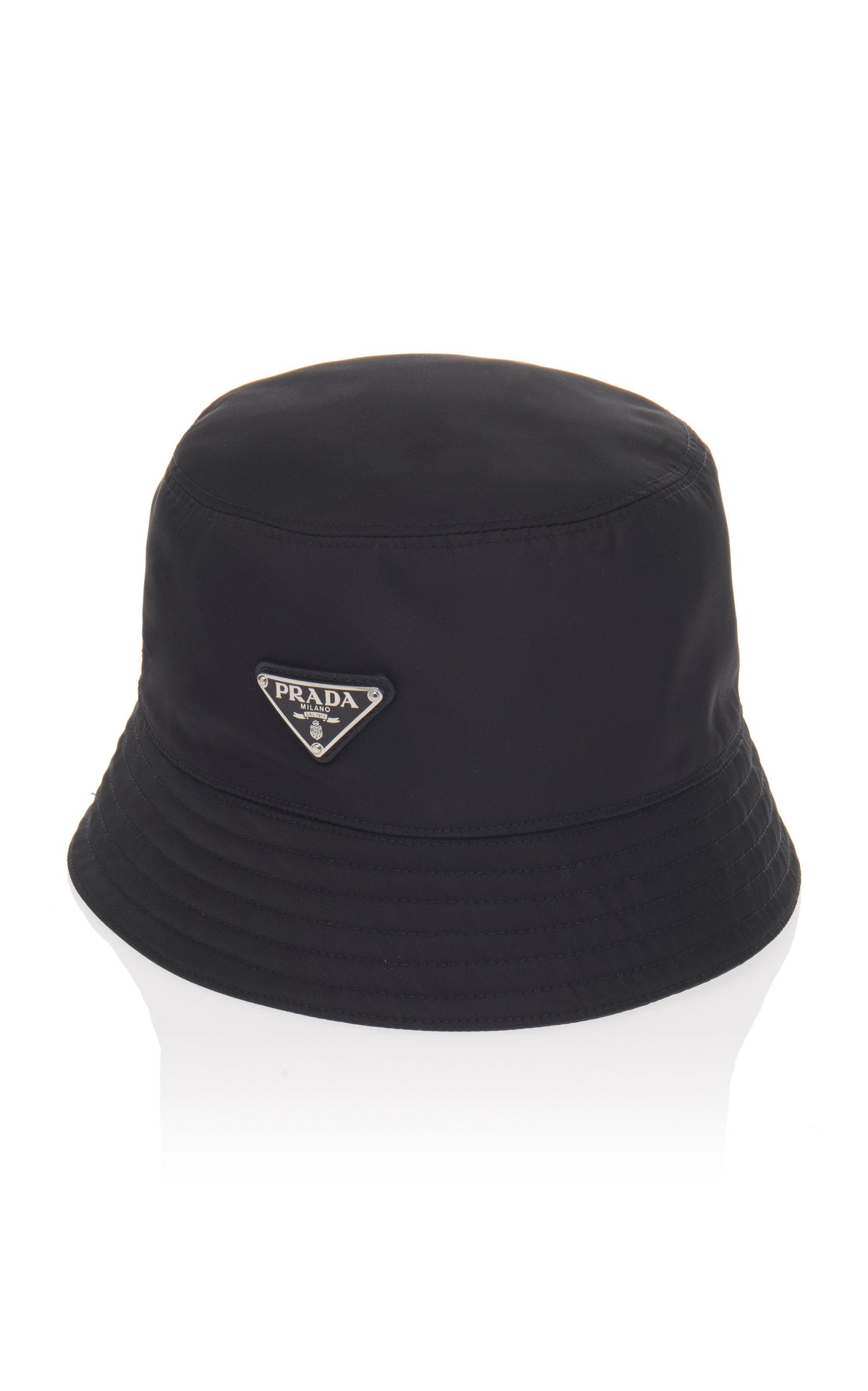 Shell Bucket Hat by Prada  aa18620df55