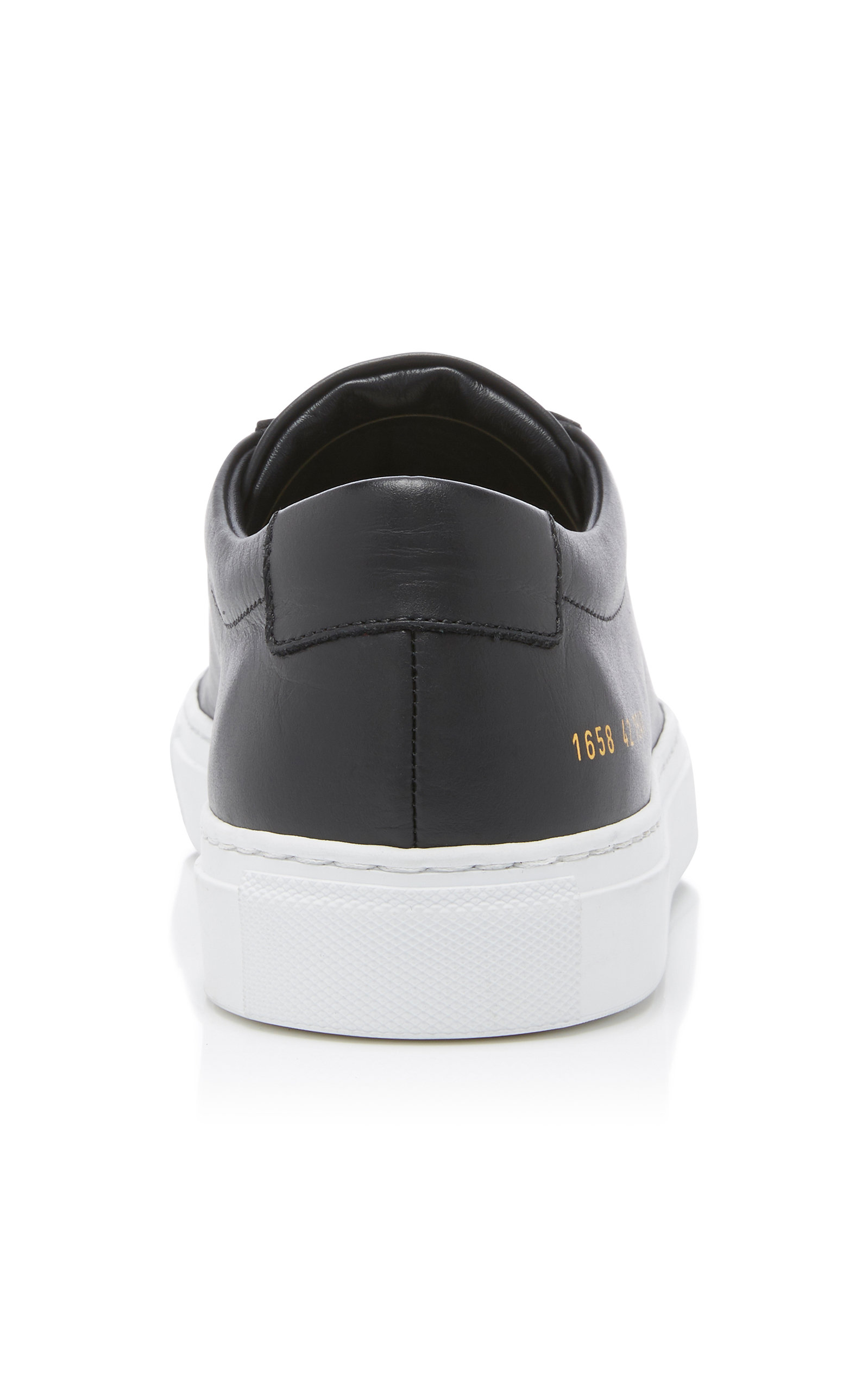 Leather Top Two Low Sneakers Moda Achilles Tone Common By Operandi PwBCqSExIE