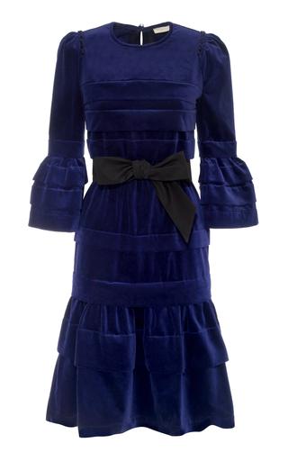 ANNA MASON | Anna Mason Florence Velvet Dress | Goxip