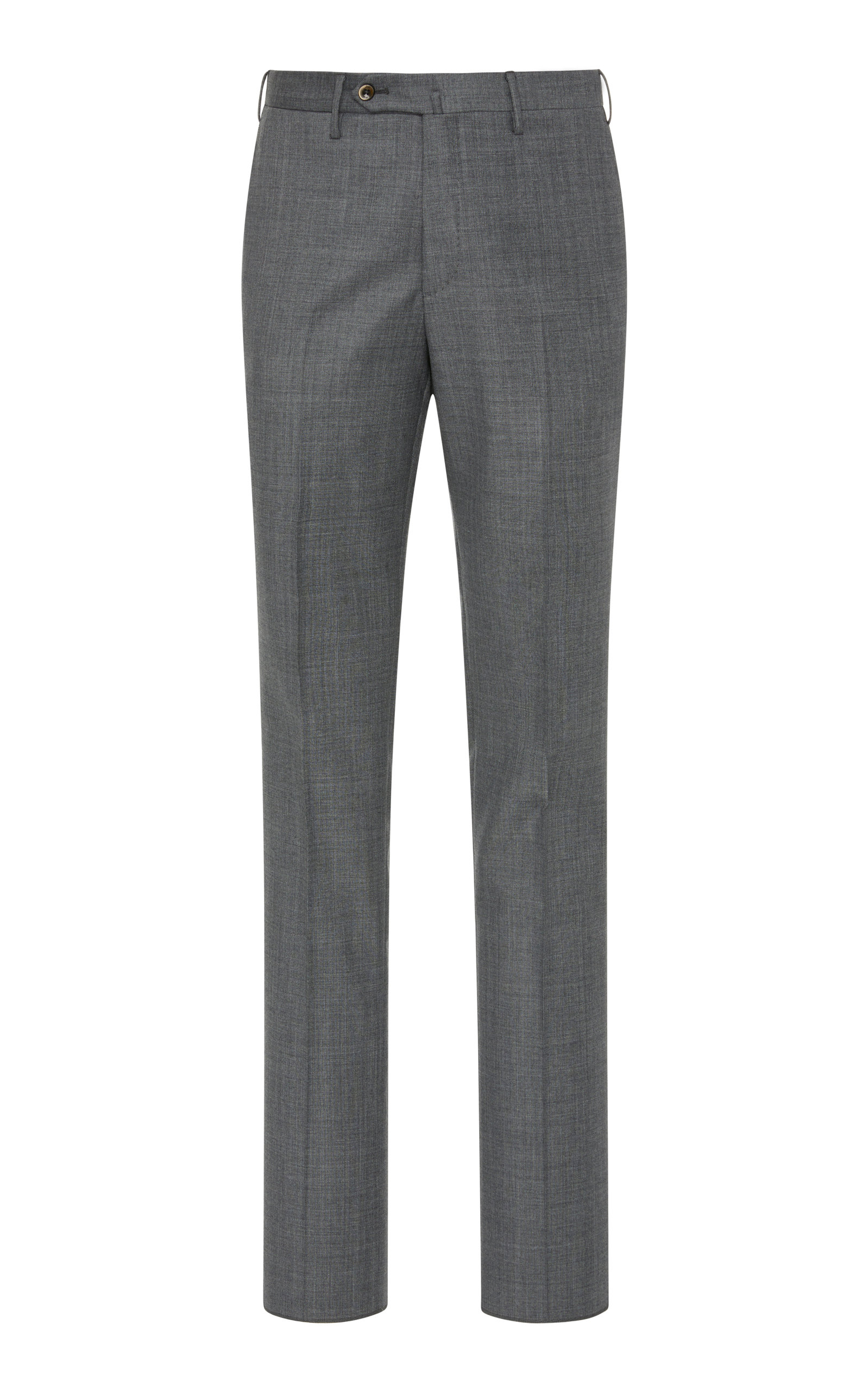 PT 01 FLAT-FRONT GENTLEMAN-FIT TROUSERS