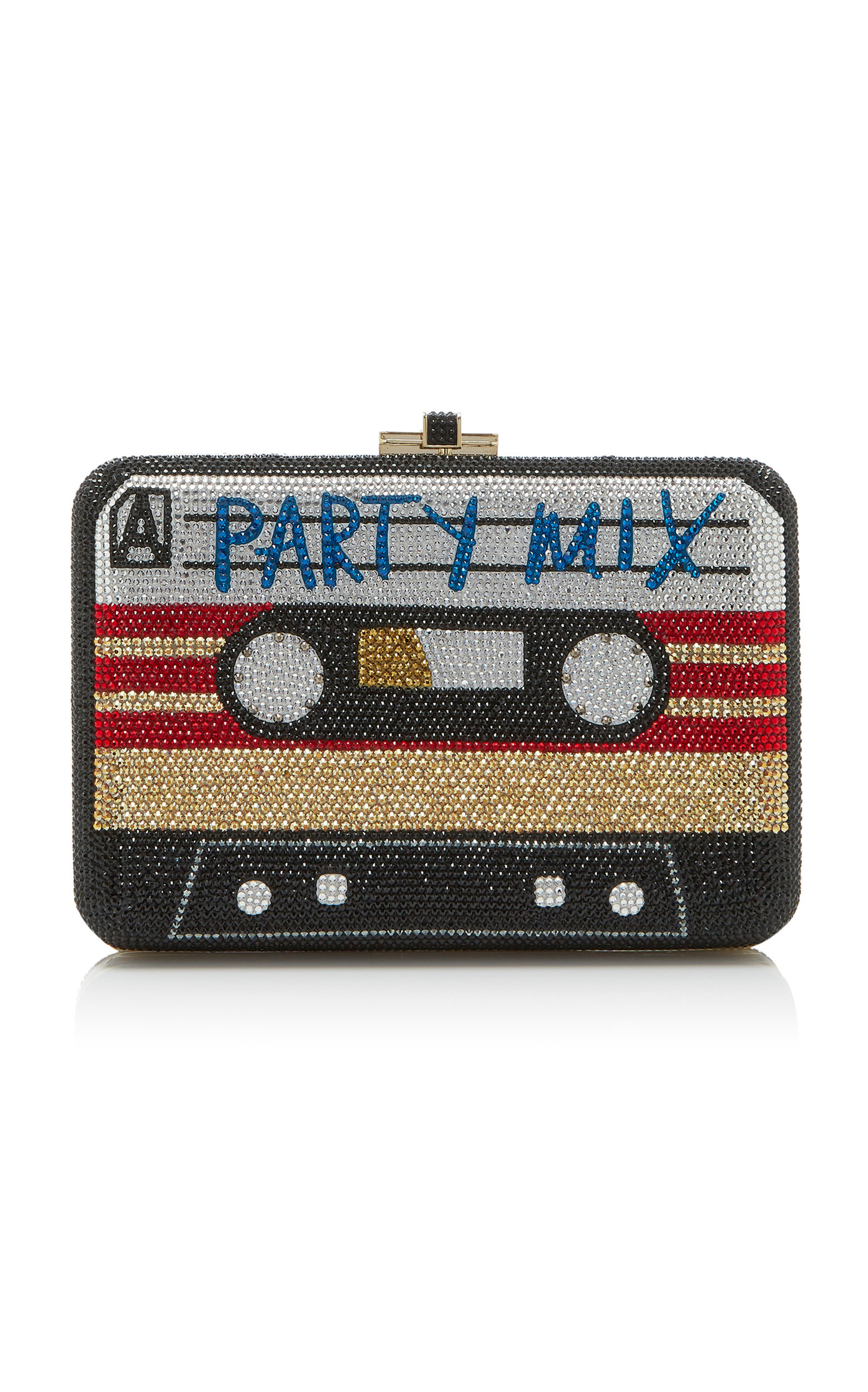 Judith Leiber Party Mix Crystal Clutch 8eNcsq8dB