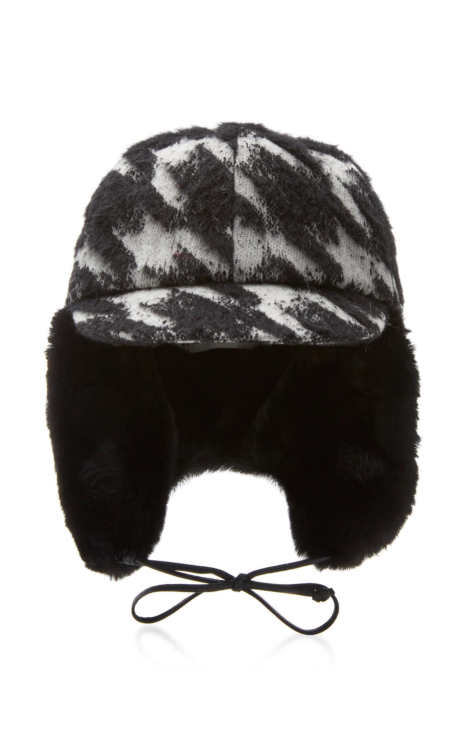 9d00f78afb1 Eugenia KimSammy Herringbone Trapper Hat. CLOSE. Loading