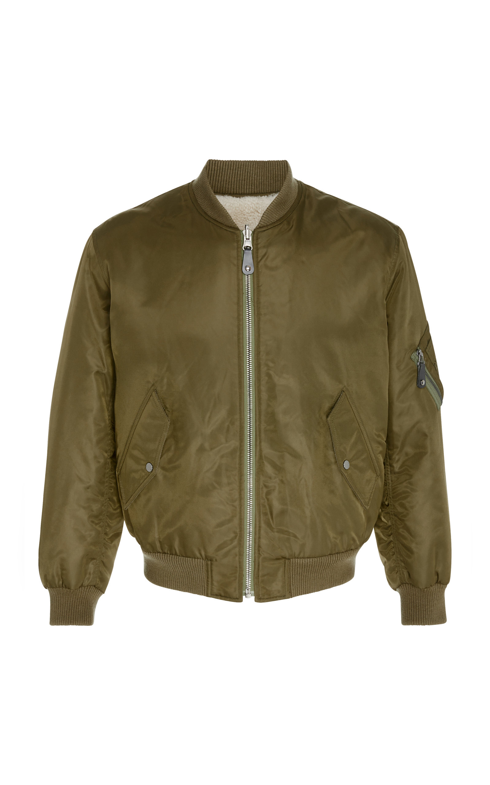 Jacket Salomon Atuwu Bomber Yves Tech Shearling OUxwfUaq4