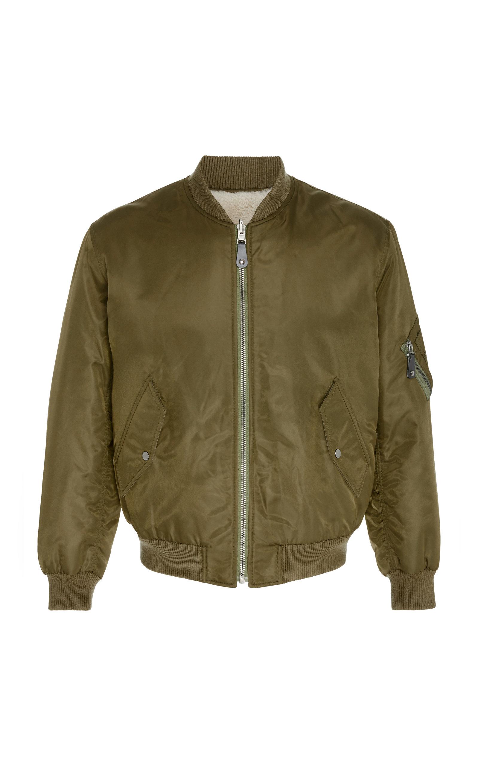 Jacket Salomon Atuwu Bomber Yves Tech Shearling OUxwfUaq4