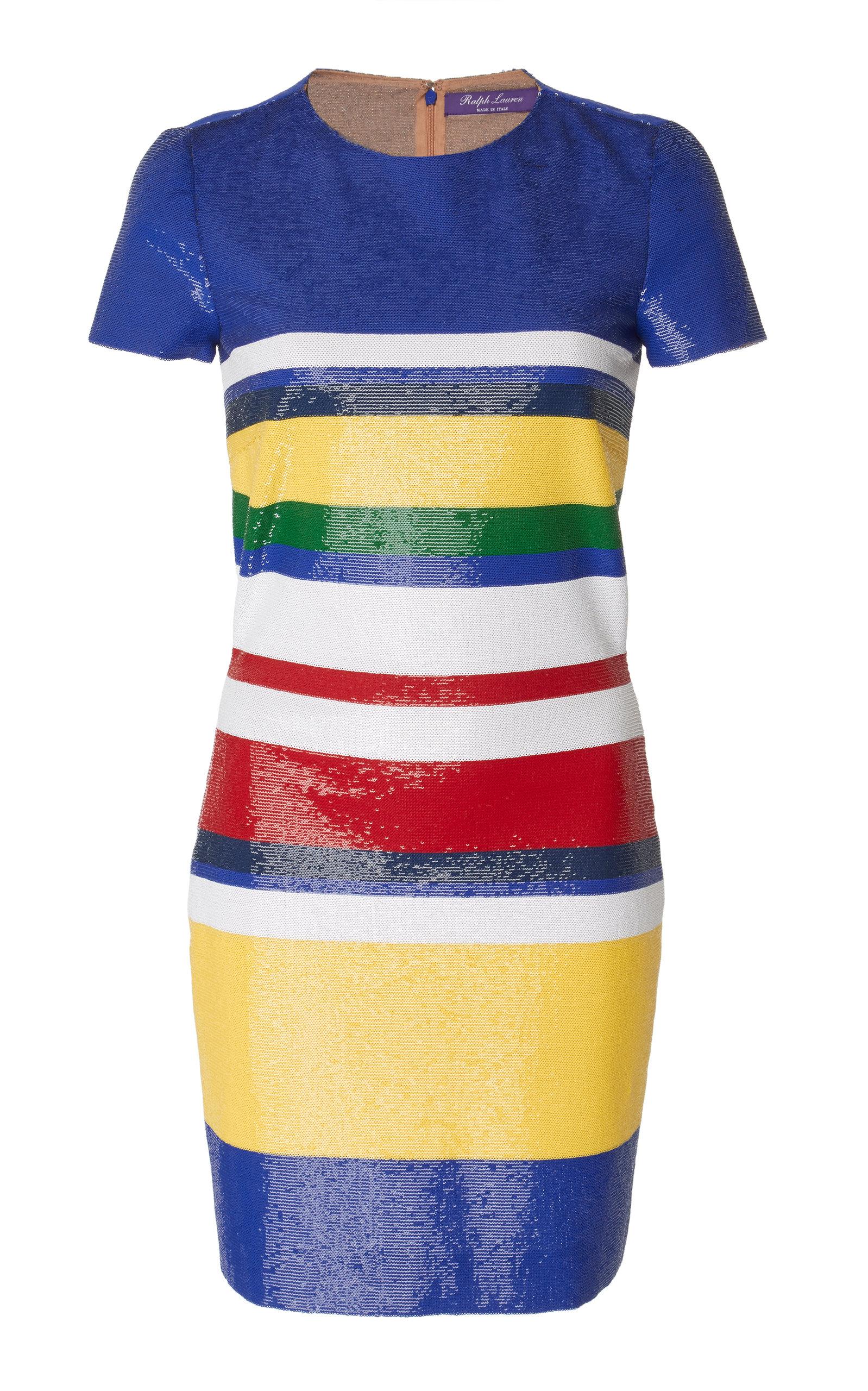 Beaded Cady Dress By Ralph Lauren Moda Operandi # Muebles Ralph Lauren Espana