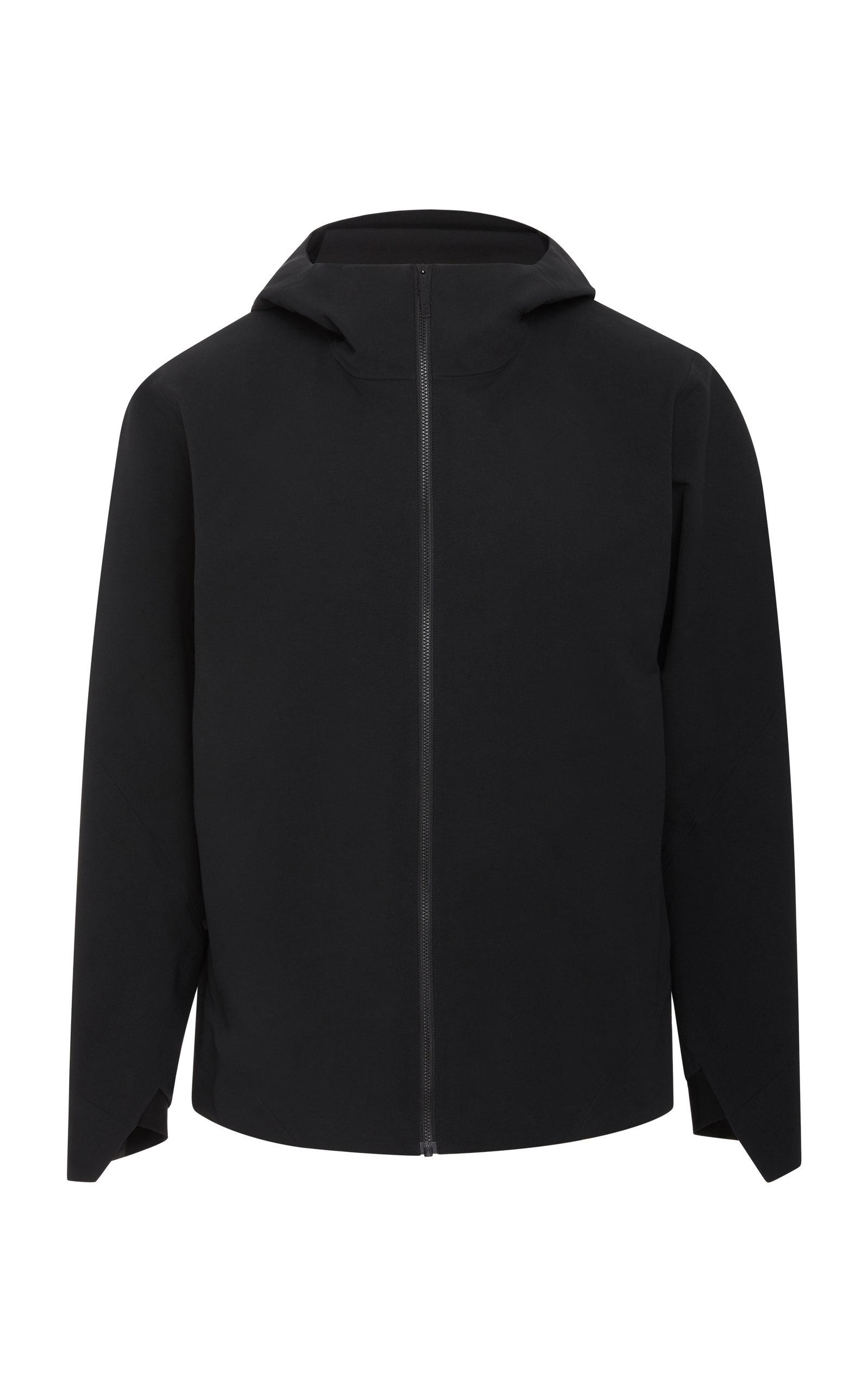 Arc'teryx Shell Black Jacket In Mx Isogon wYrn6PYO