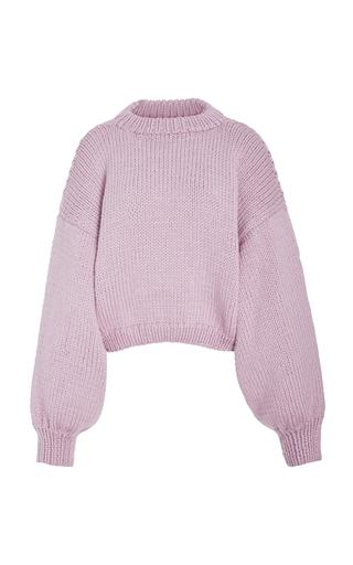 I LOVE MR. MITTENS | I Love Mr. Mittens Jackie Balloon Sleeve Wool Sweater | Goxip