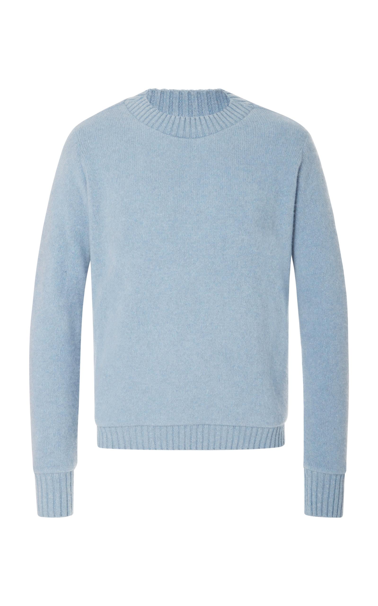 Exclusive Crew The Neck Statesman Cashmere Elder Sweater BBxrwFdv