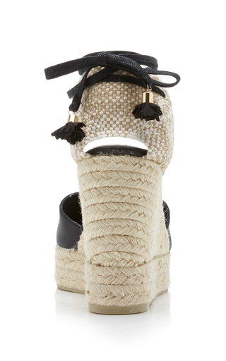 dccb6d17a88 Castañer Cala Wedge with Canvas Fringe is sold out. Shop Similar Items.  Castañer