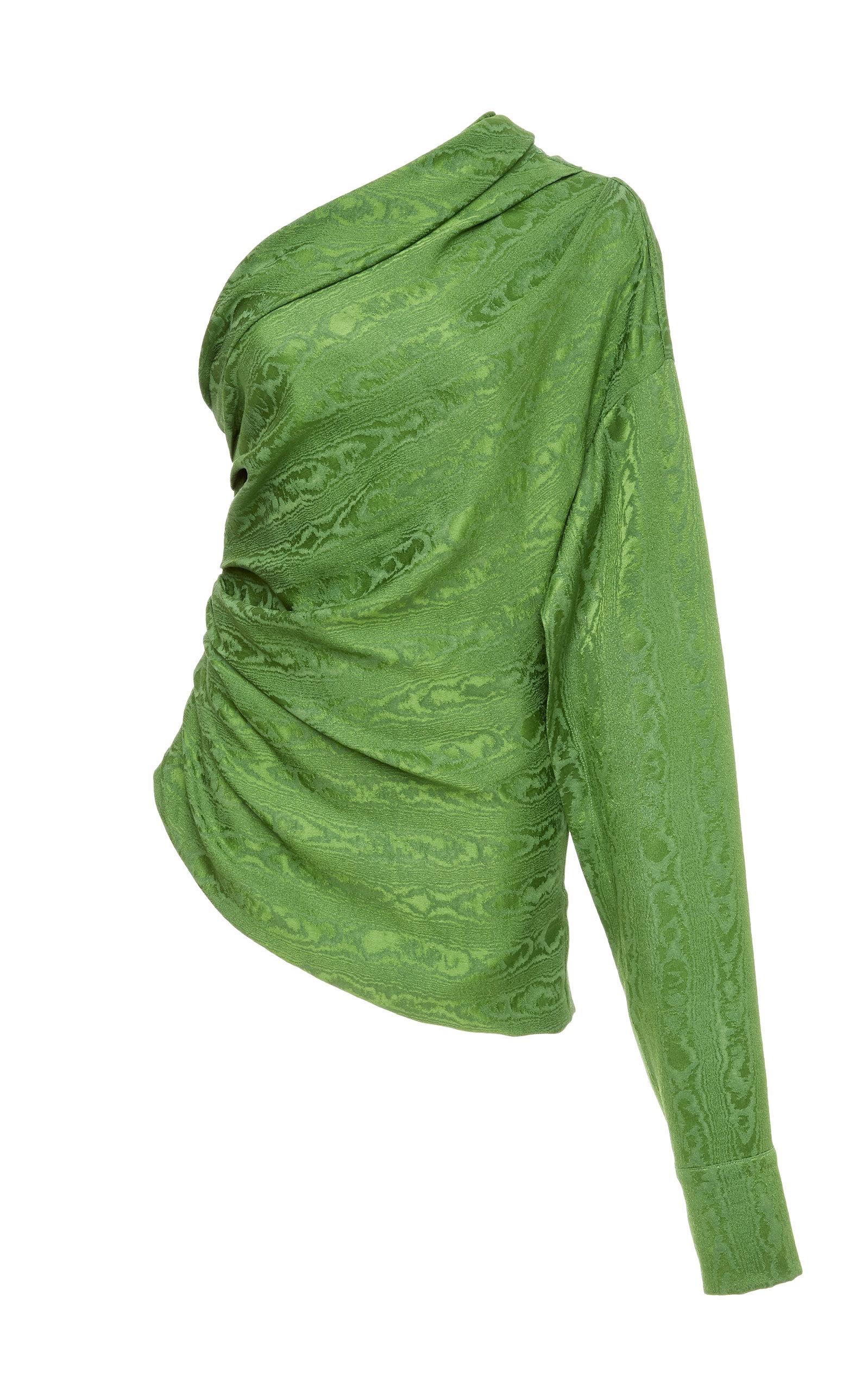 1751b47e376ae HellessyPaley One Shoulder Shirt. CLOSE. Loading