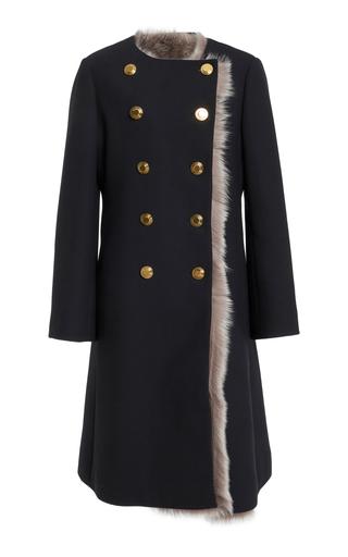 TORY BURCH | Tory Burch Emilia Double Breasted Coat | Goxip