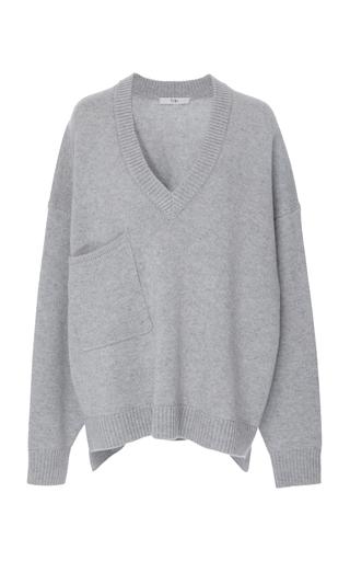 d9034633499101 TIBI | Tibi Cashmere V-Neck Sweater | Goxip
