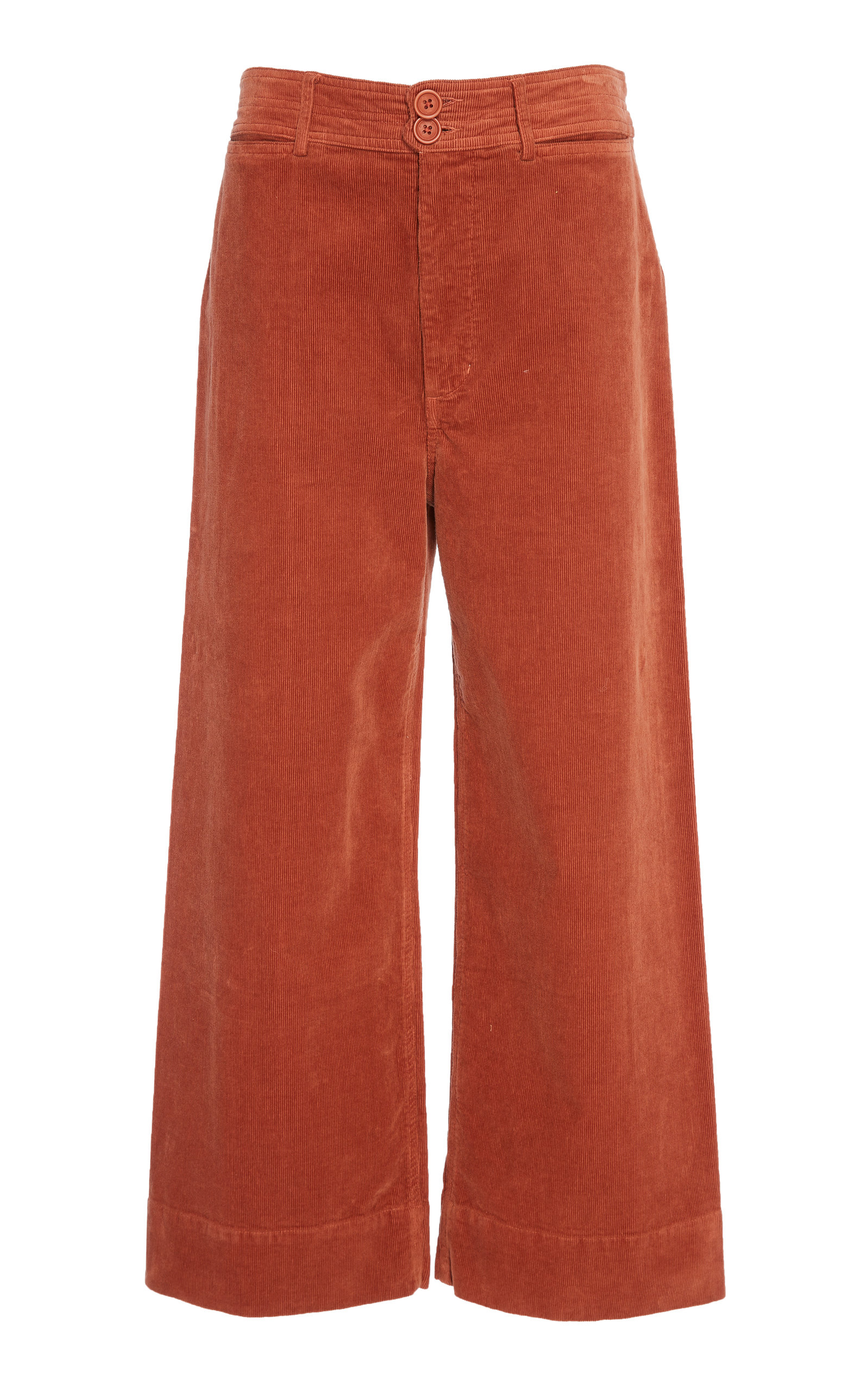 Corduroy Merida Pant in Brown