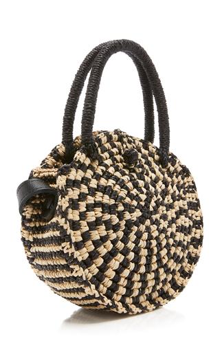 Sensi StudioWoven Toquilla Straw Shoulder Bag b386d90278087