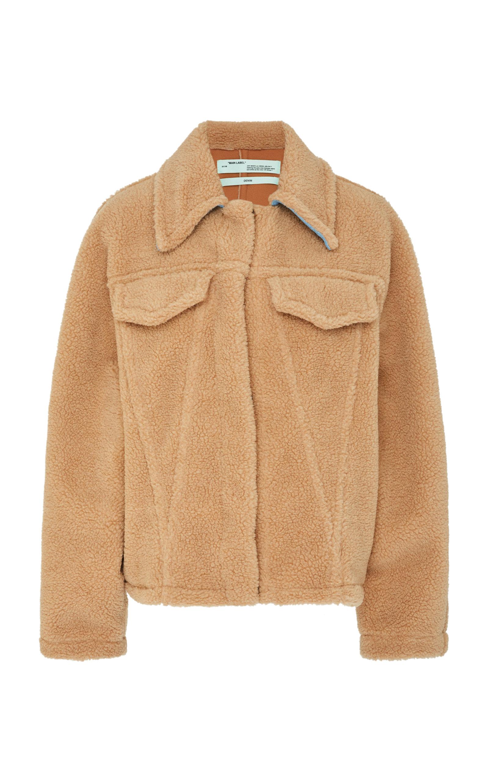 e9645c421 Bear Faux Shearling Jacket