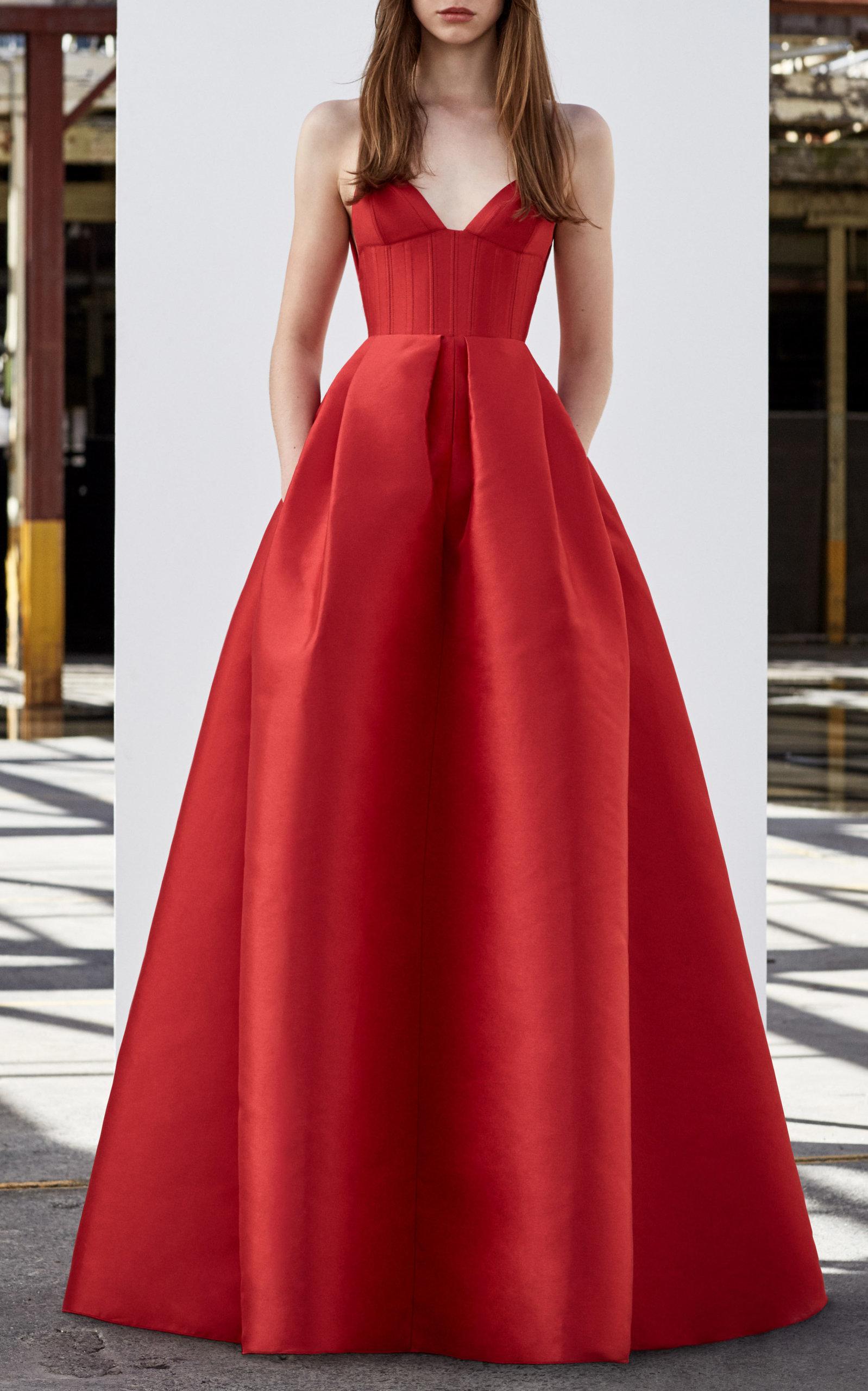 Alder Italian Silk Gown