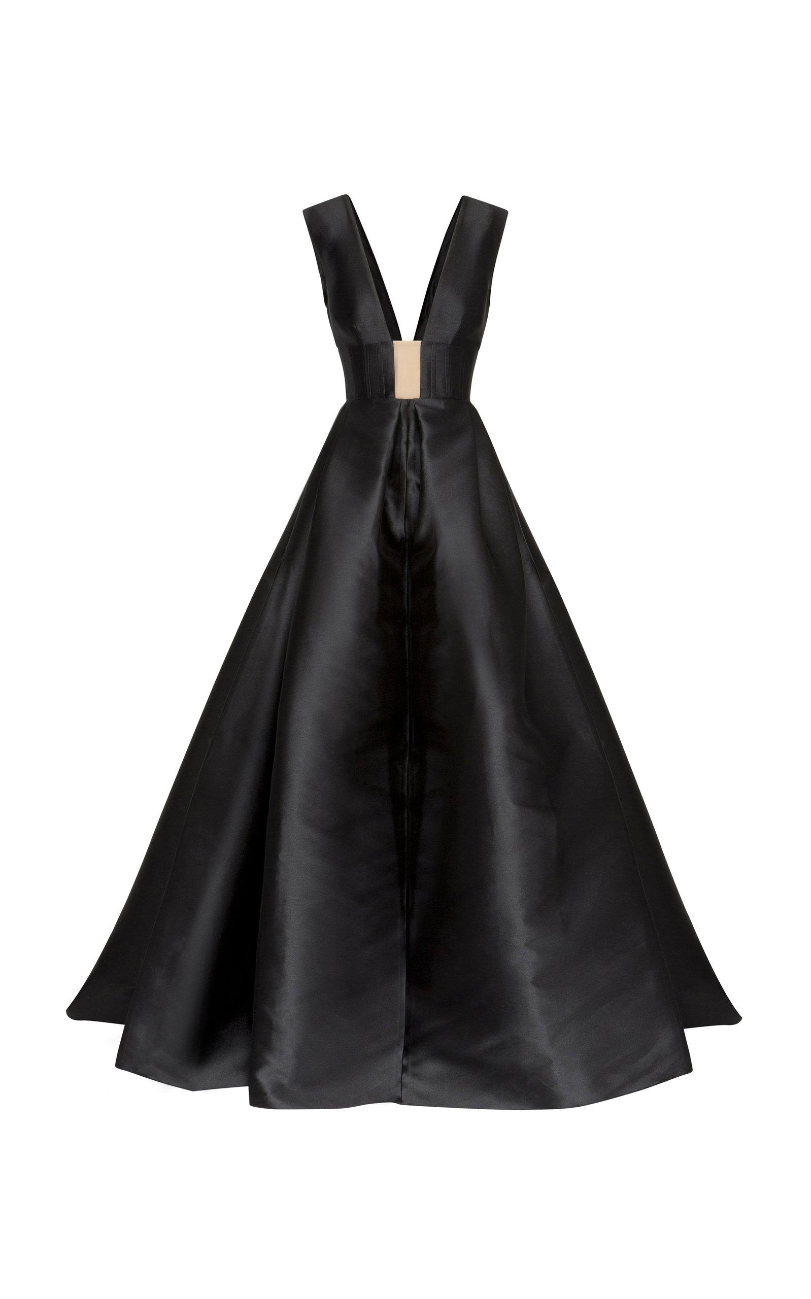 Axel Italian Silk Ball Gown