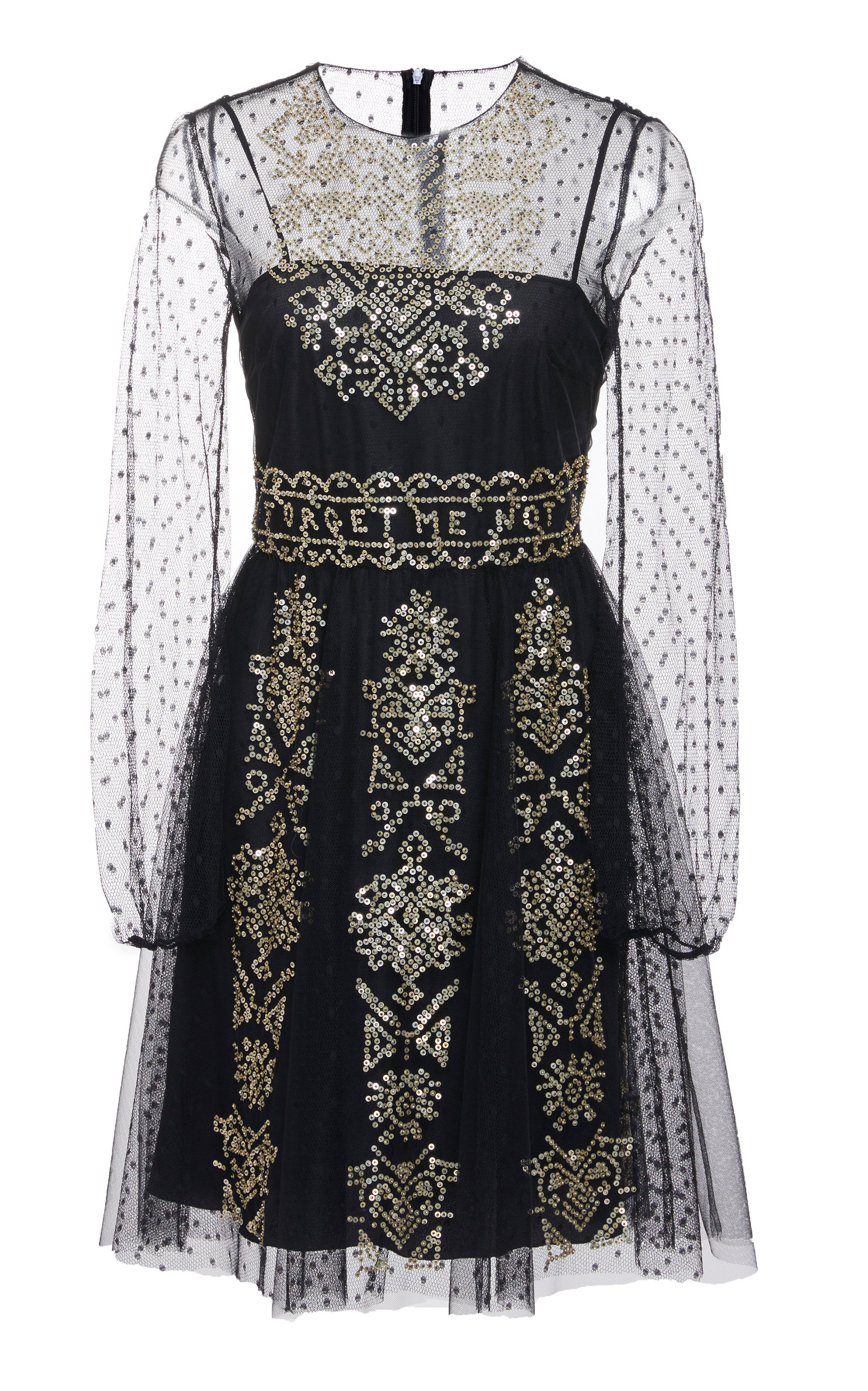 Red Valentino Forget Me Not dress Sale Online Cheap Authentic Outlet EOxlGwqpI