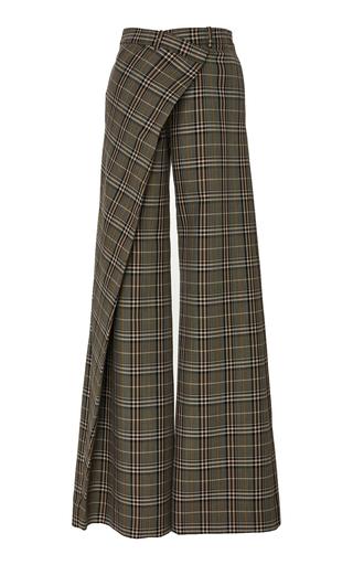 Asymmetrical Trousers Monse eHfXN