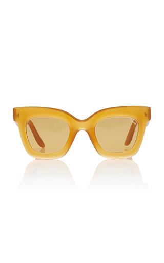 LAPIMA   Lapima Lisa Square Acetate Sunglasses   Goxip