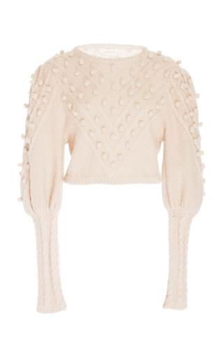 bb81d63626c Zimmermann Fleeting Bauble Mohair-Blend Sweater