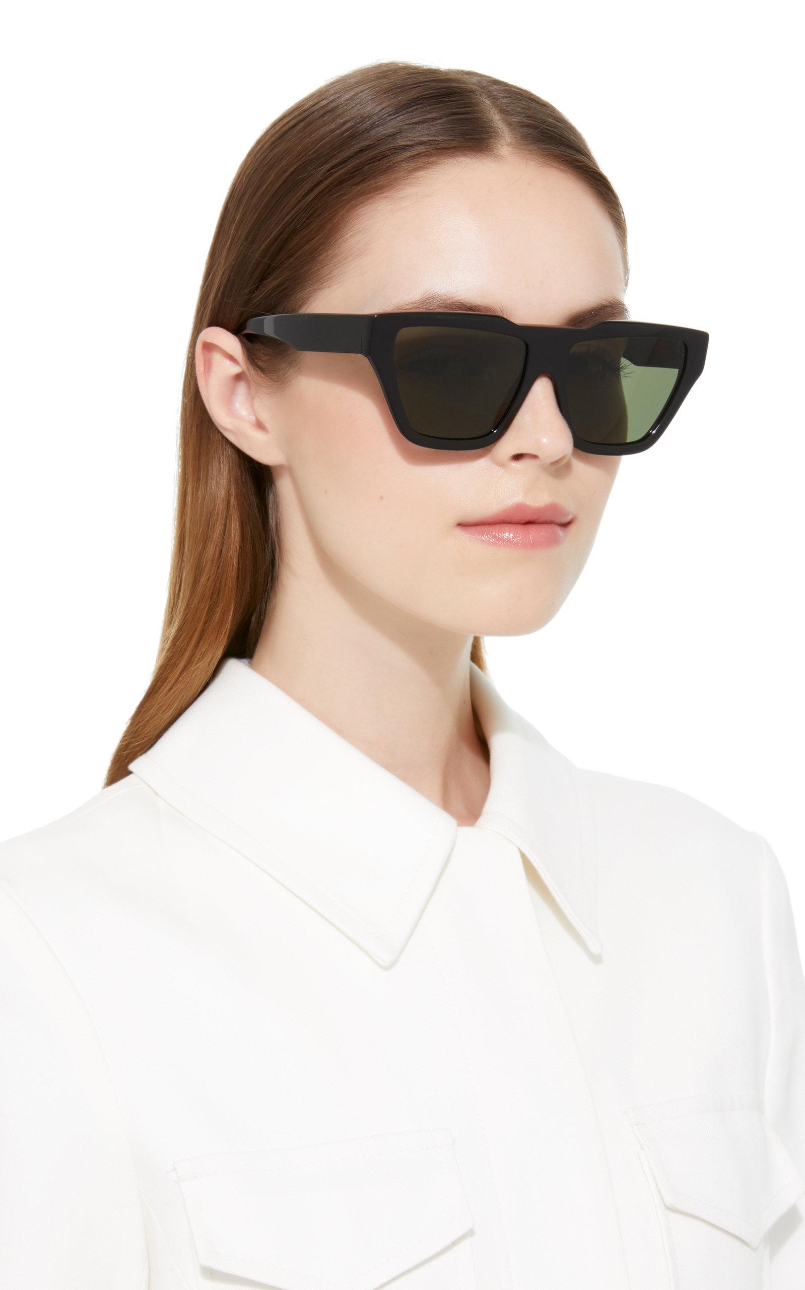3d3d508da1 Square Cat Sunglasses by Victoria Beckham