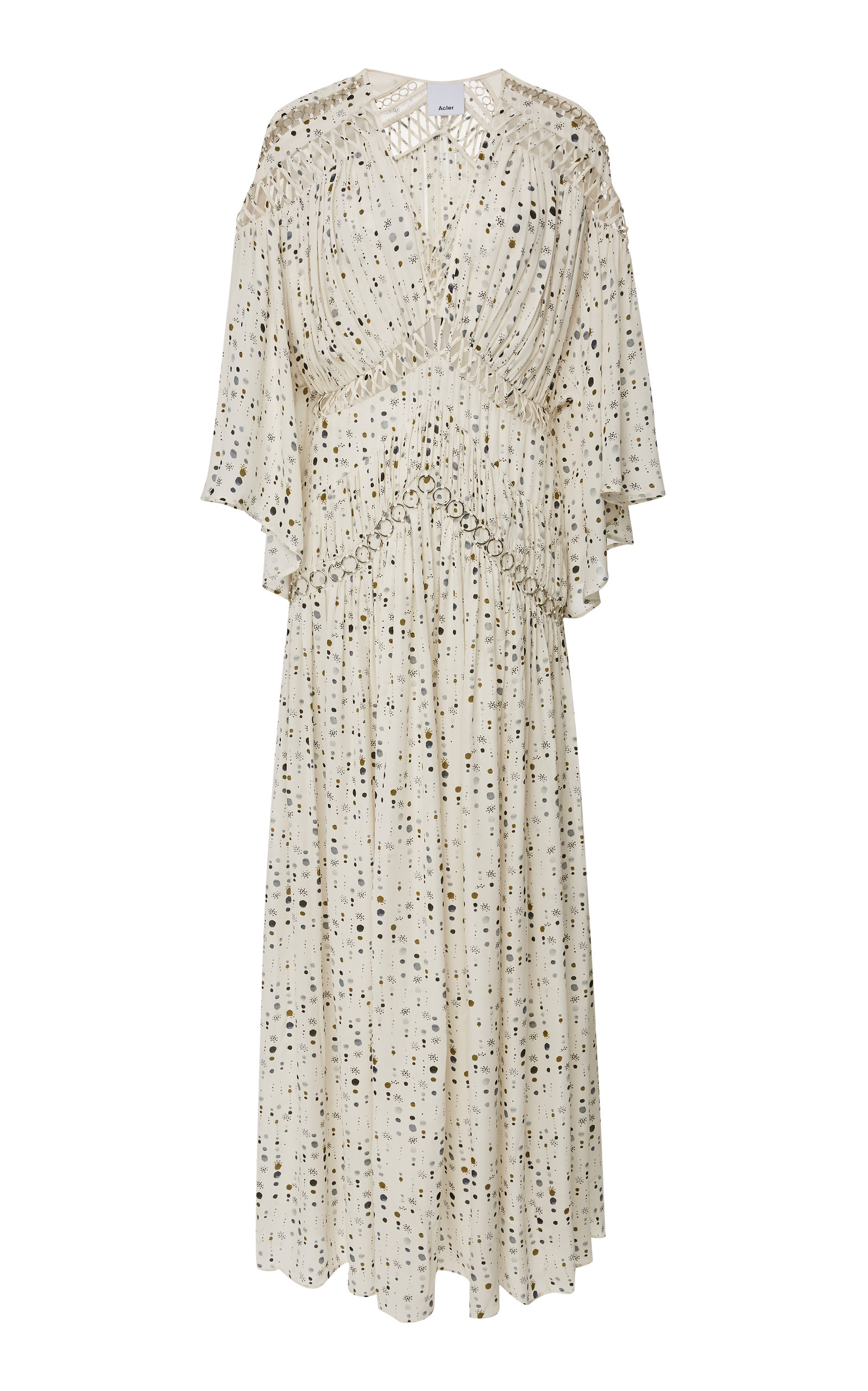 ACLER Welles Maxi Dress in Print