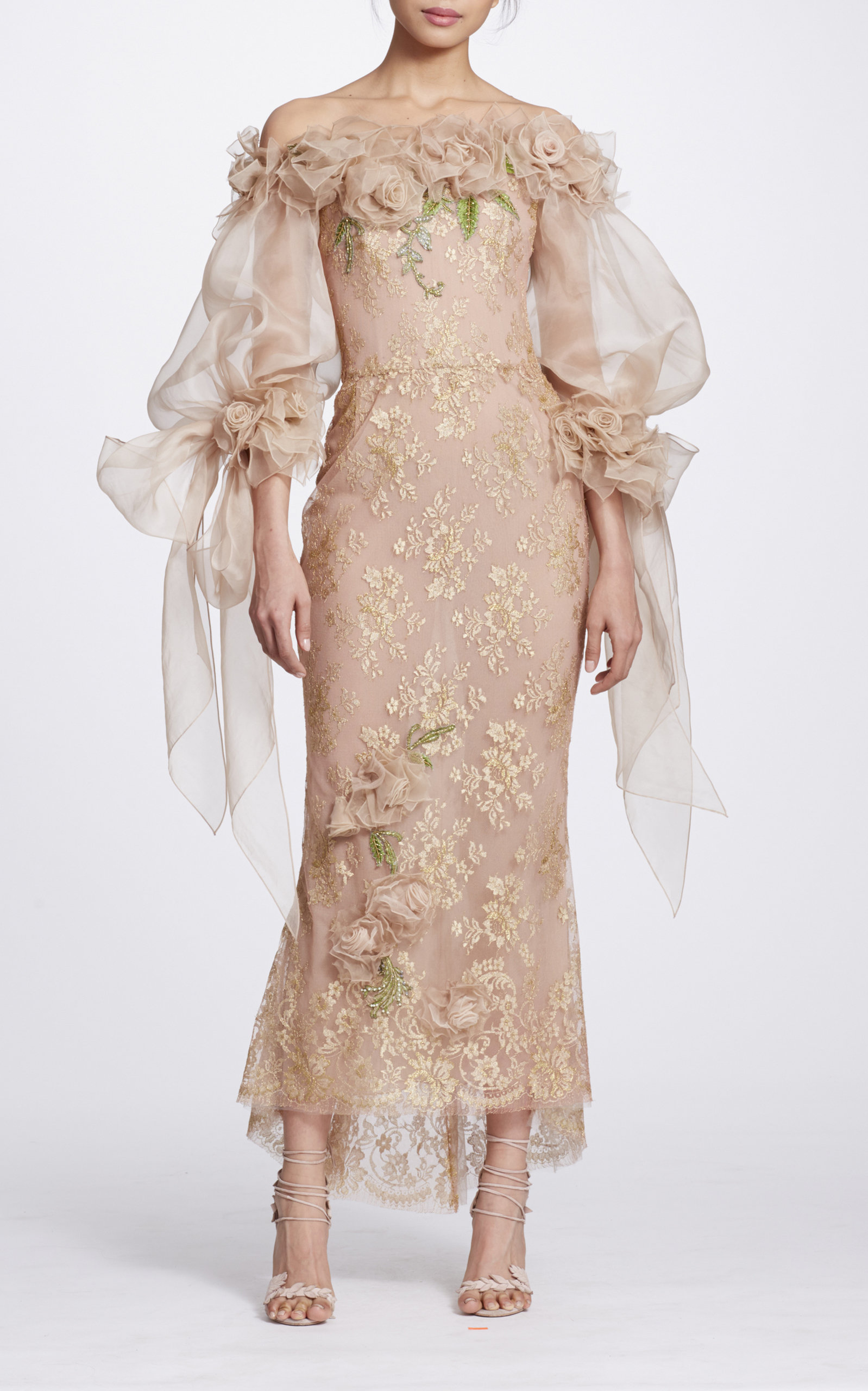 Marchesa Trunkshow | Moda Operandi