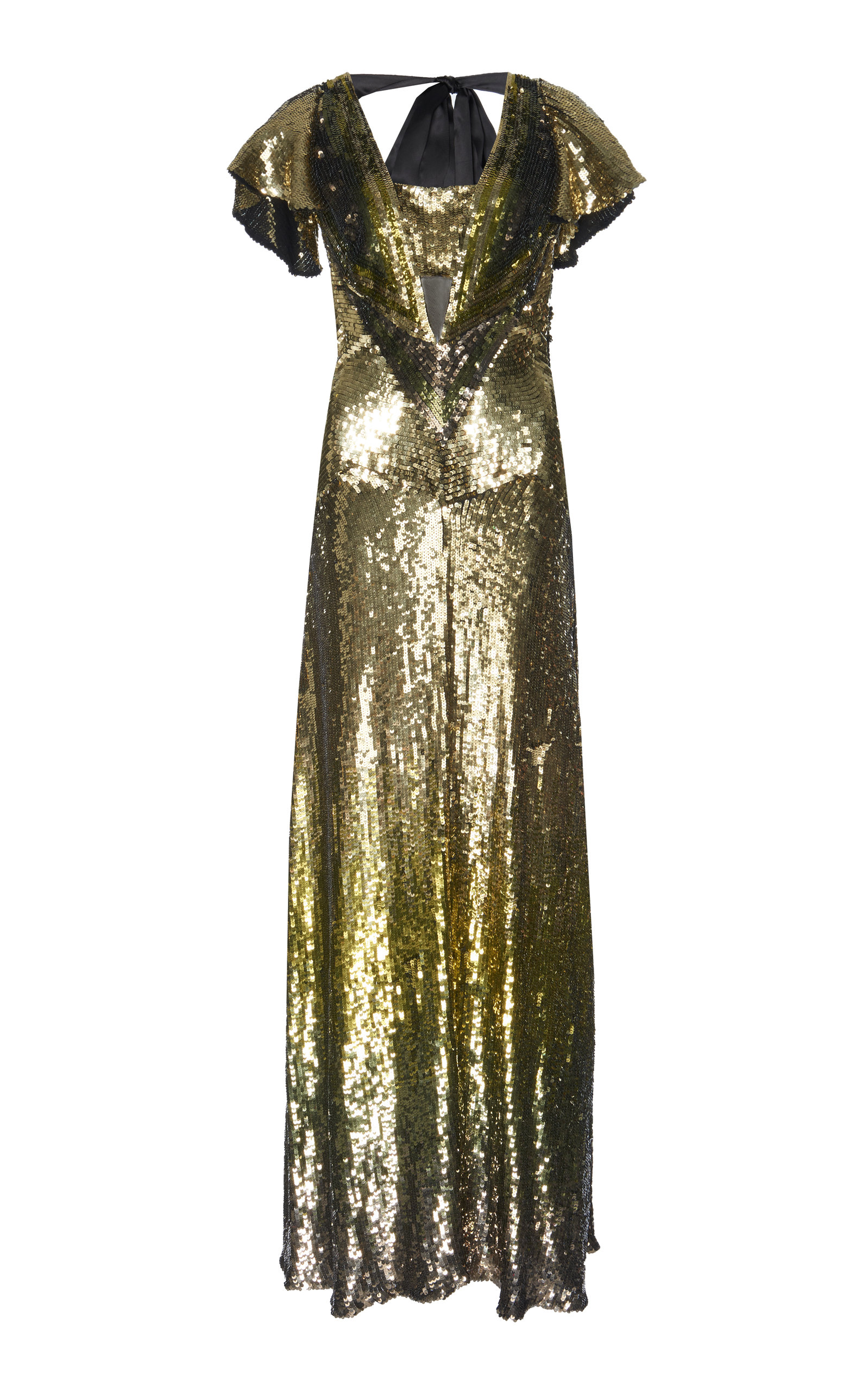Temperley London RUTH SEQUIN GOWN