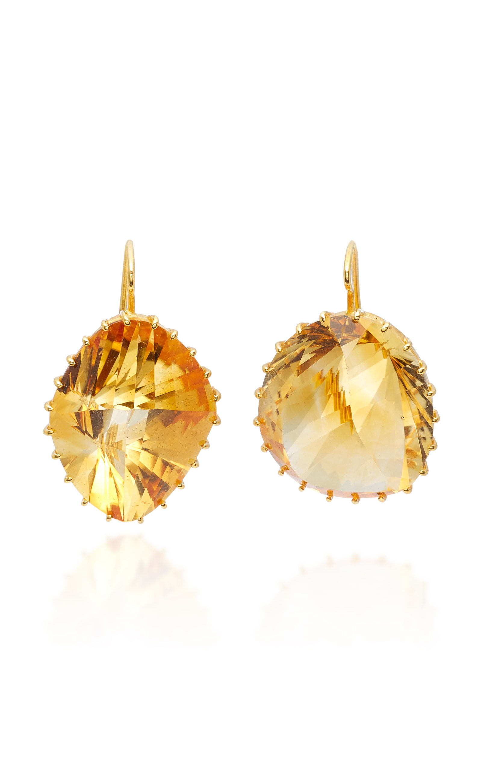 noor citrine earrings ri carved