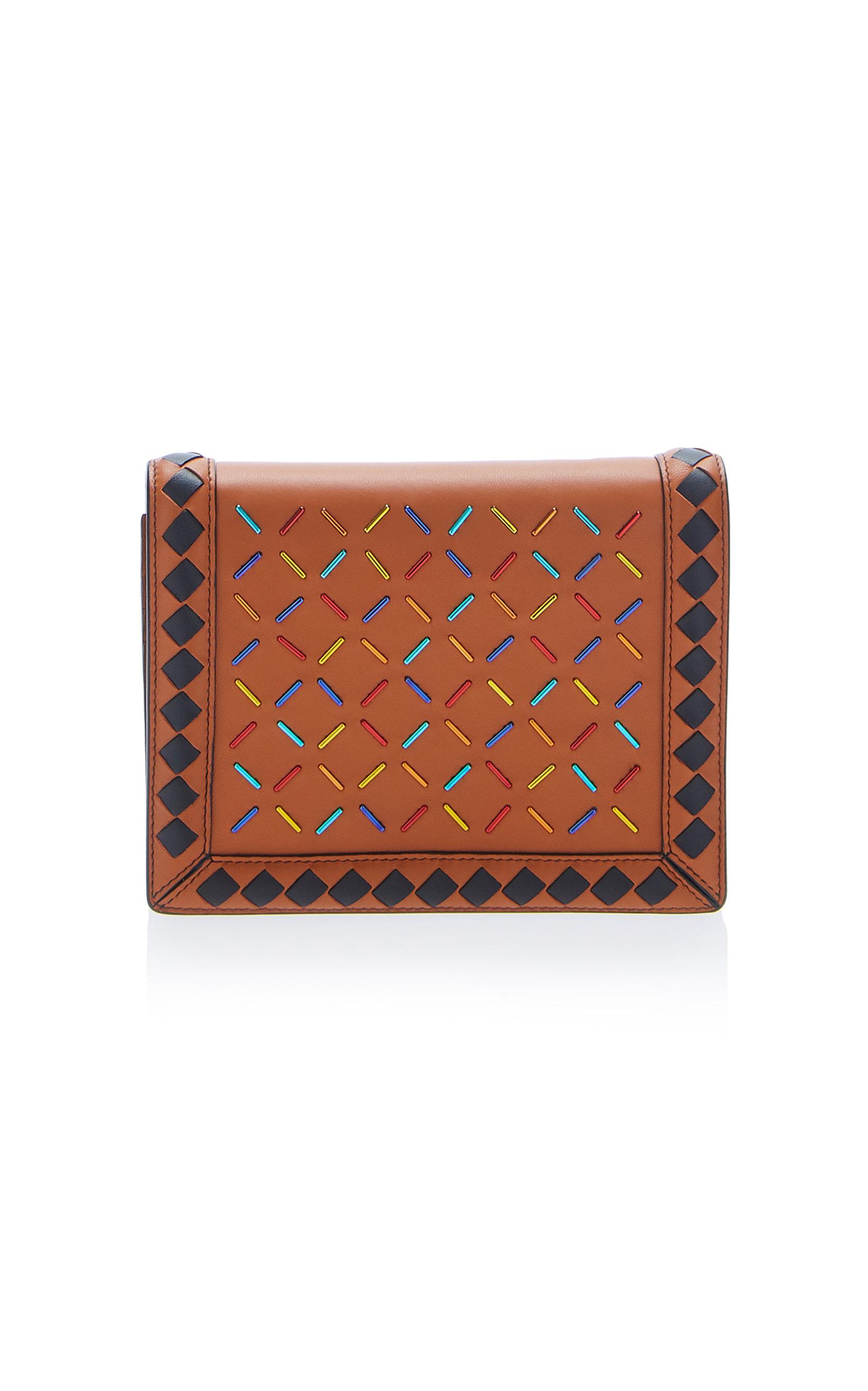 Chain Leather Wallet Bottega Veneta 5CjyIN
