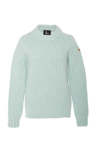 MONCLER GENIUS | Moncler Genius Cable-Knit Alpaca-Blend Sweater | Goxip