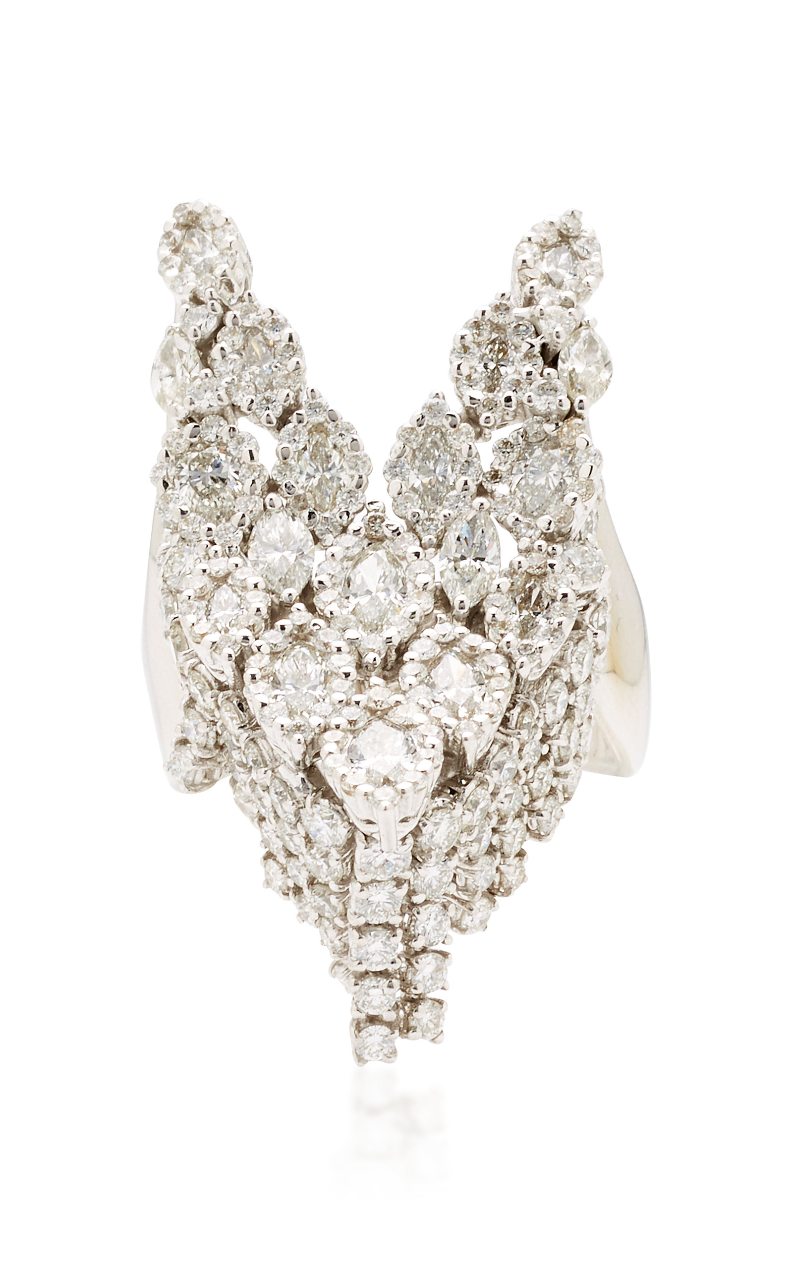 Yeprem Chevalier Long Diamond Ring DfnAAnh1yb