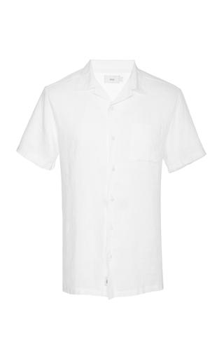 ONIA | Onia Vacation Linen Shirt | Goxip