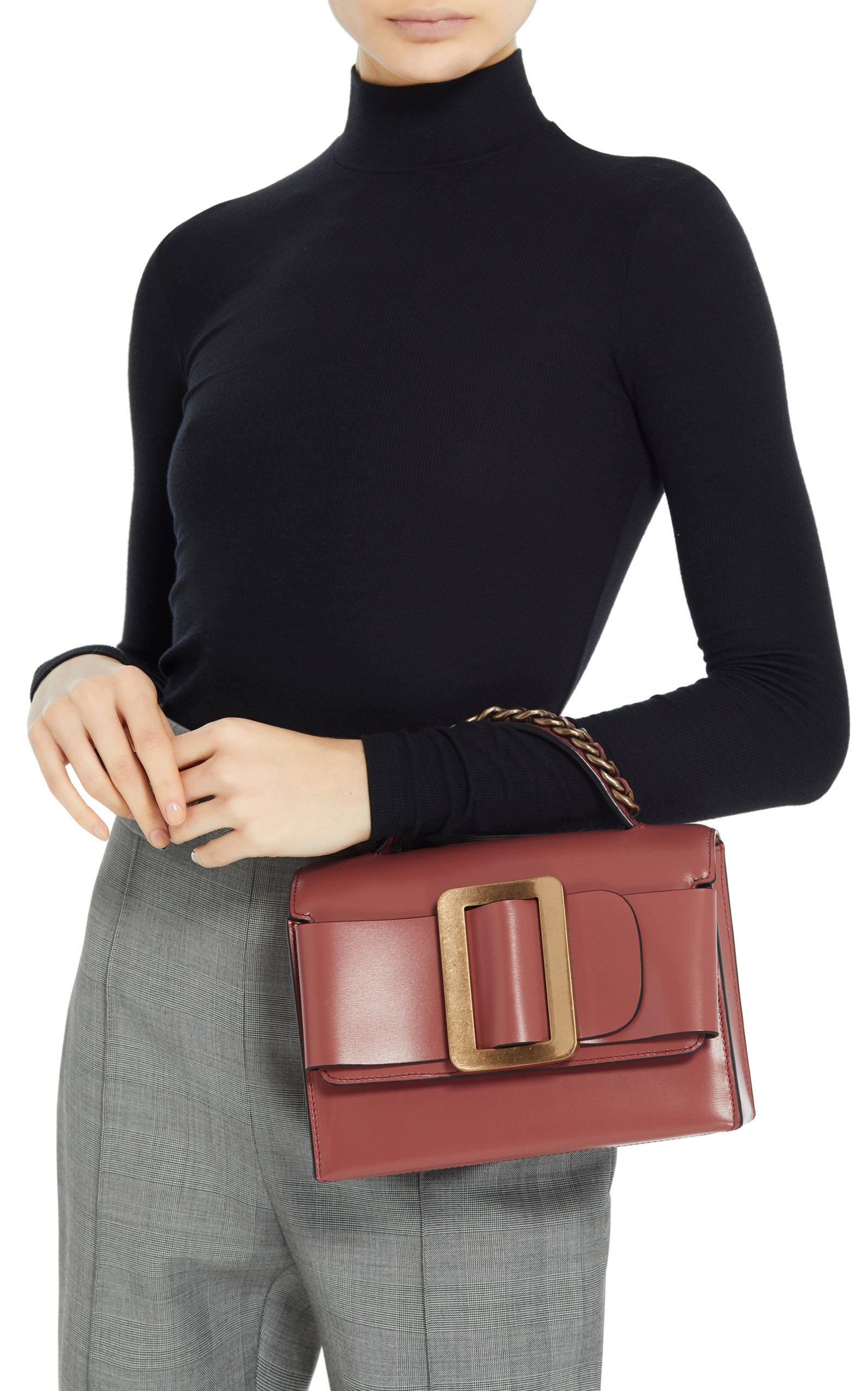 d8a7a5a87 Fred 23 Leather Top Handle Bag by BOYY | Moda Operandi