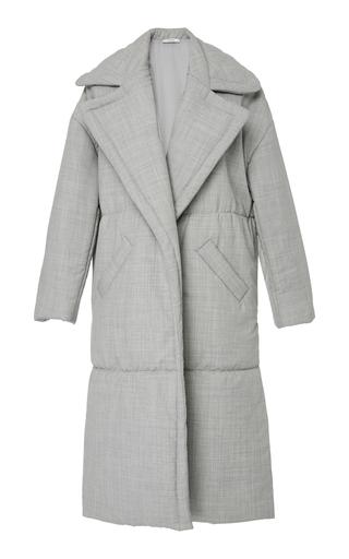 YEON | Yeon M'O Exclusive Ianthi Oversized Wool Puffer Coat | Goxip