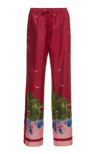 FOR RESTLESS SLEEPERS | For Restless Sleepers Ettore Printed Pajama Pant | Goxip