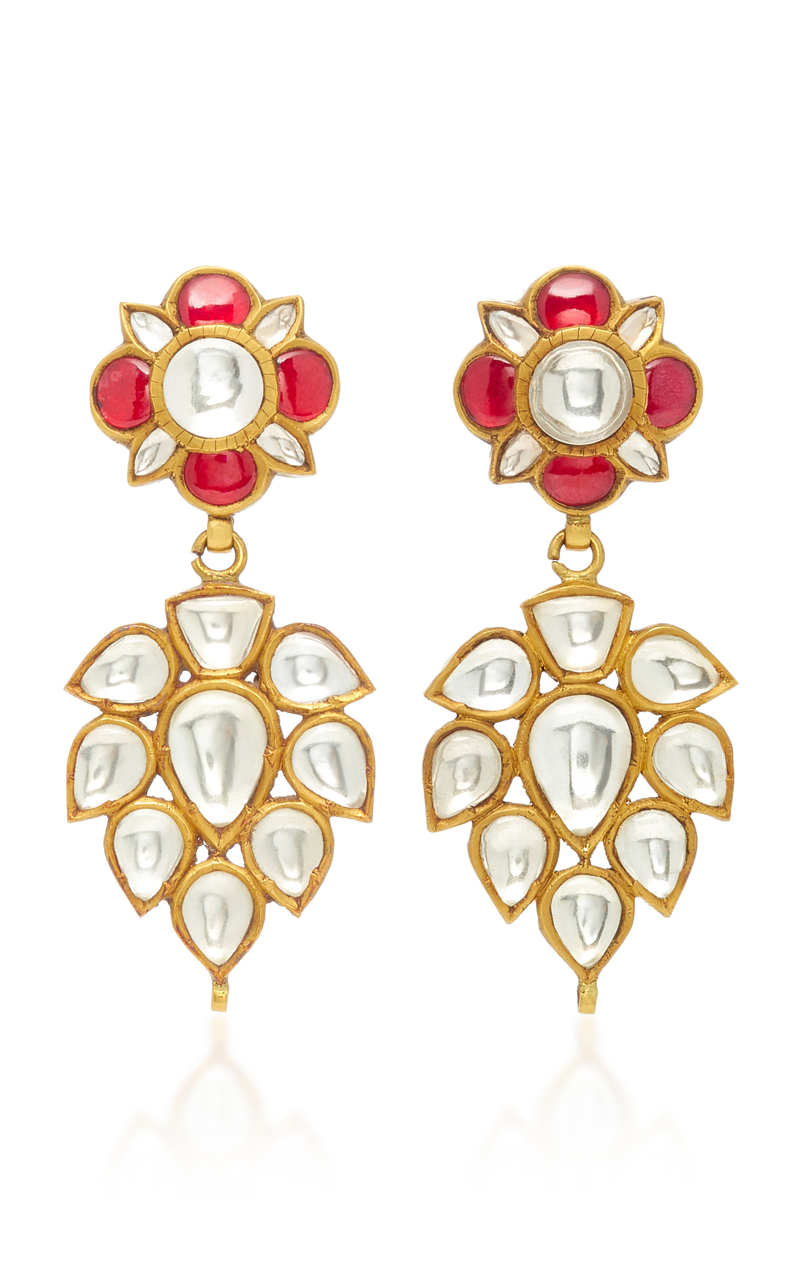 victorian jaipur pin legacy collection amrapali by lotus earrings jewels