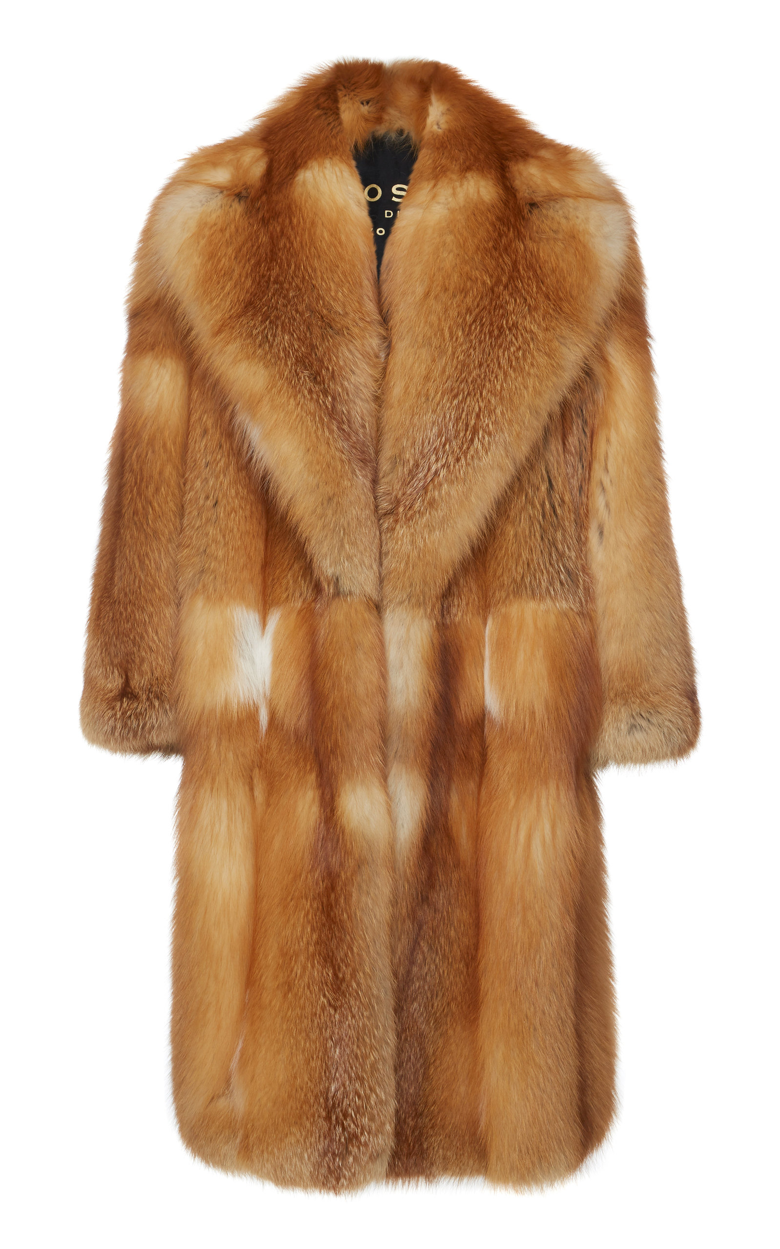 Loading. Loading. Loading. FULL SCREEN. Click Product to Zoom. Philosophy  di Lorenzo SerafiniFox Fur Coat. No Longer Available