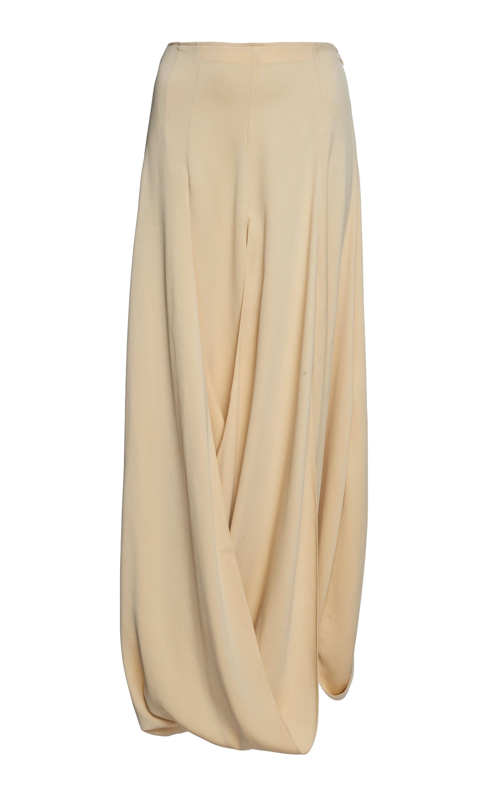 phillip skirt white black in lim draped drapes antique
