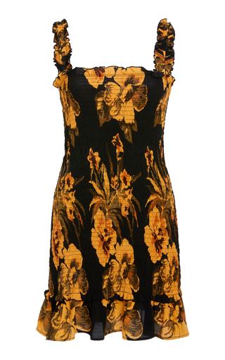 FAITHFULL   Faithfull Del Mar Mini Dress   Goxip