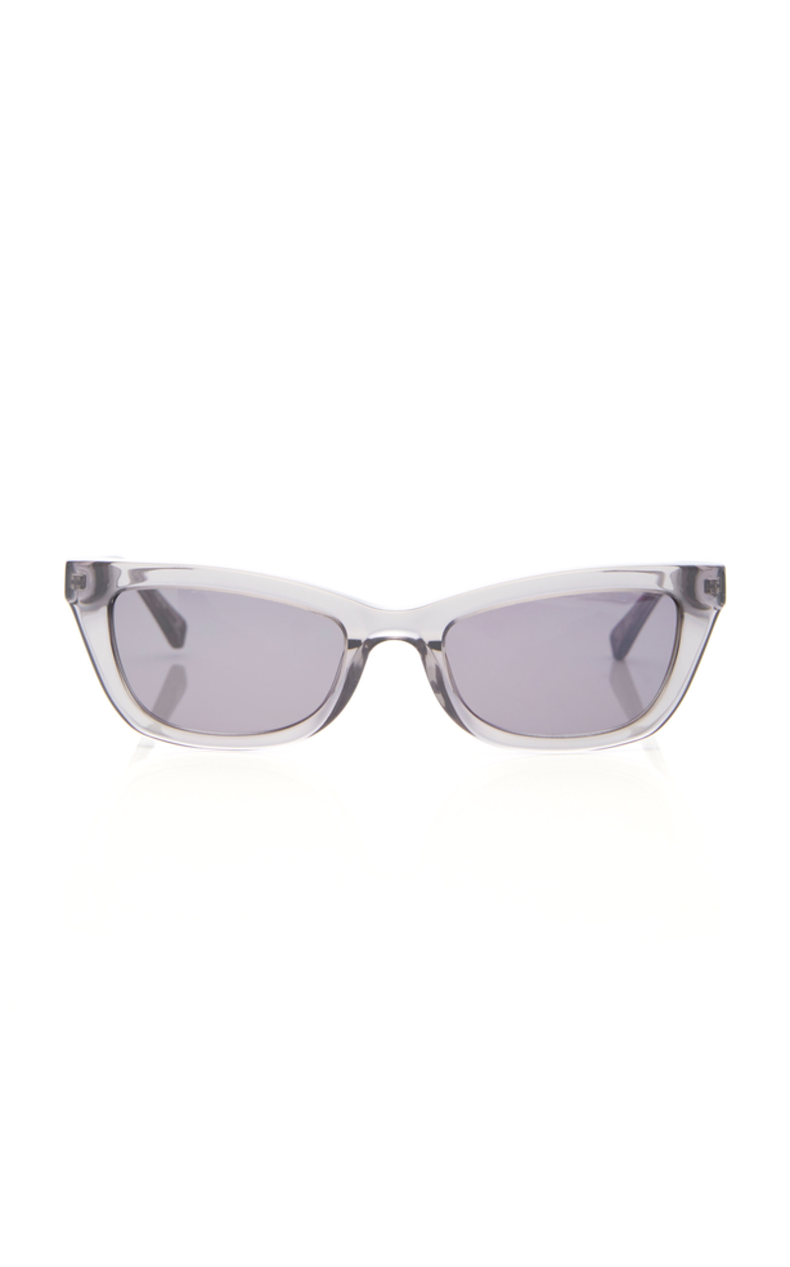 a918bc29a4 Katia Clear Square Cat-Eye Frame Sunglasses by Kate