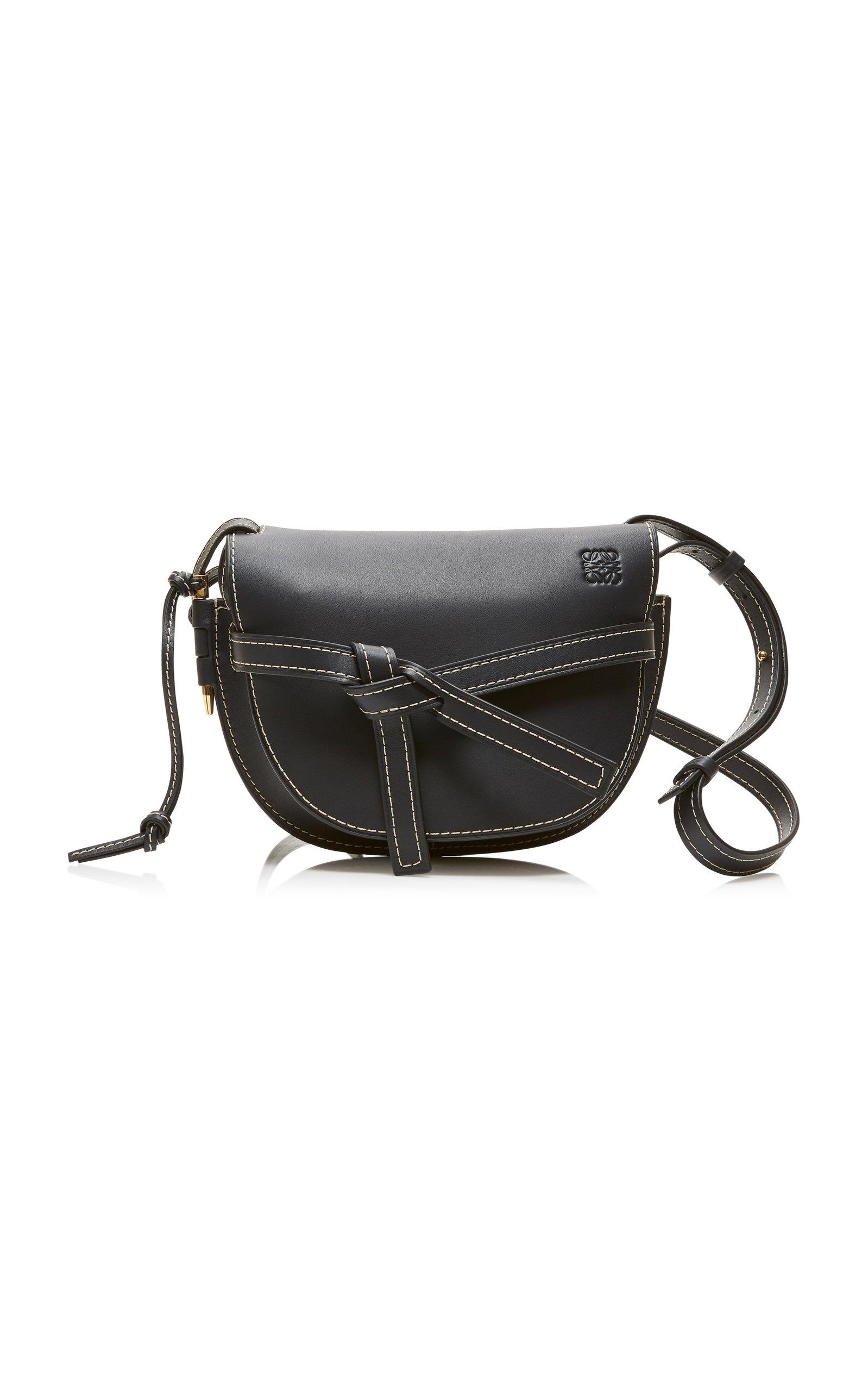 Gate small bag - Black Loewe 5KsLN1Ep