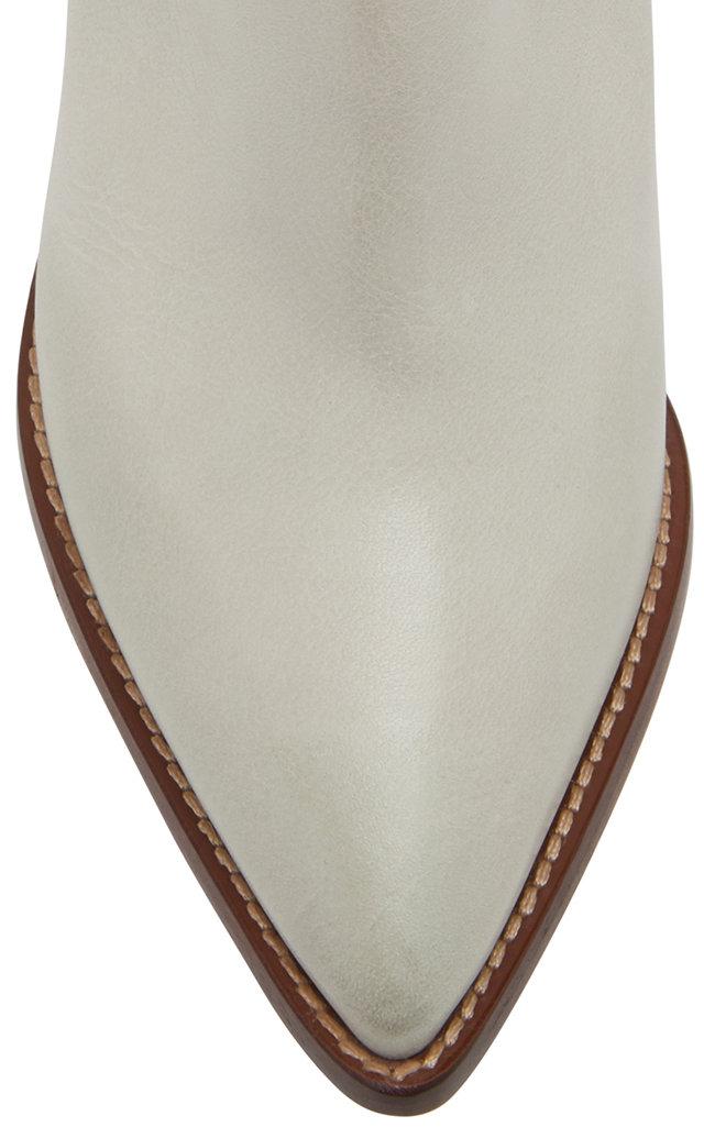 12df71943b8 Isabel MarantLoffen Tasseled Leather Ankle Boots. CLOSE. Loading. Loading.  Loading. Loading. Loading