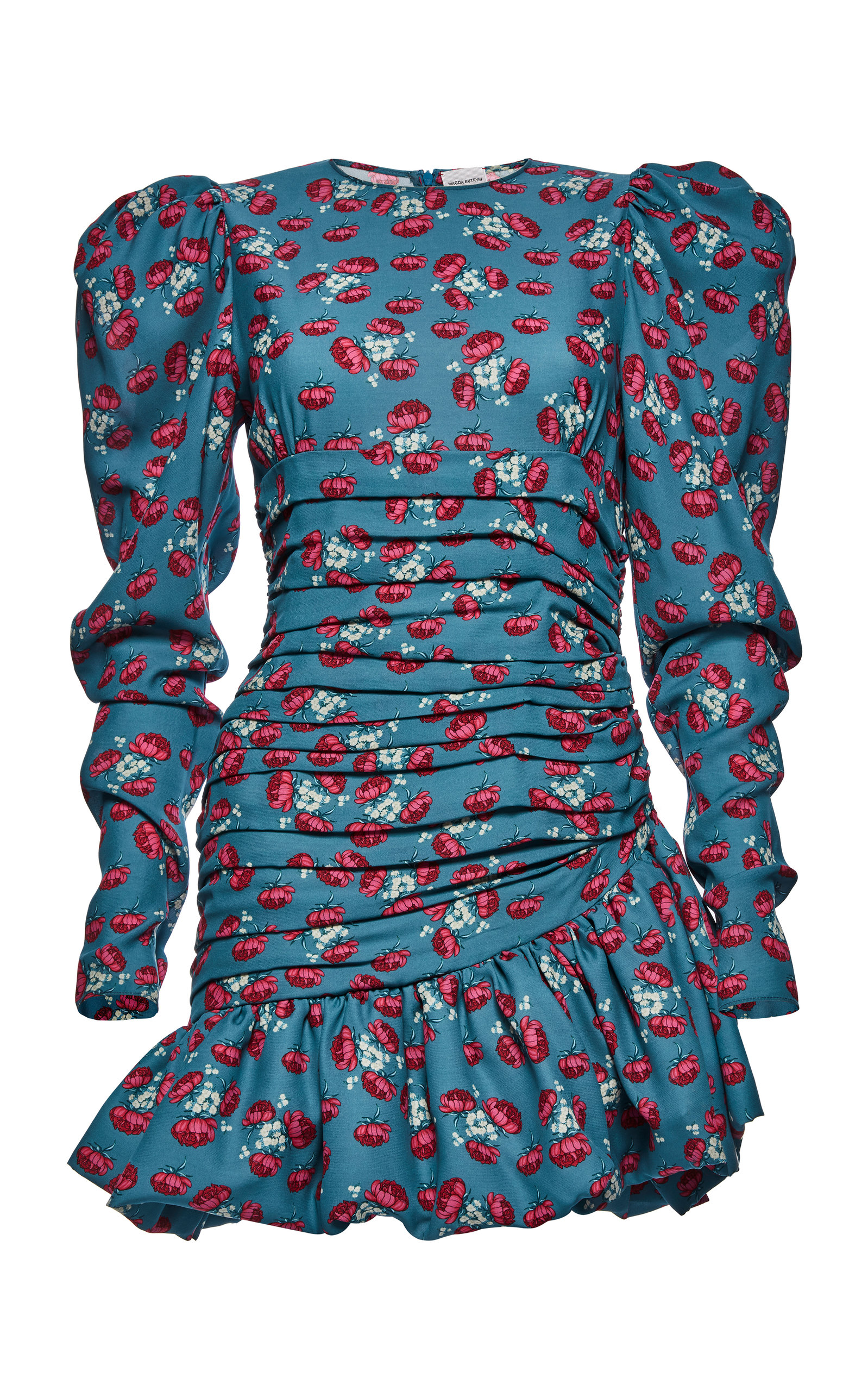 cbd2baa49a66 Borneo Printed Mini Dress by Magda Butrym | Moda Operandi