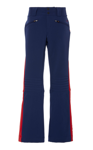 f768c0ae4e8b Perfect MomentGT Striped Stretch-Jersey Flared Ski Pants