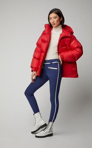 082dd8143142 Aurora Stretch-Jersey Skinny Ski Pants by Perfect Moment