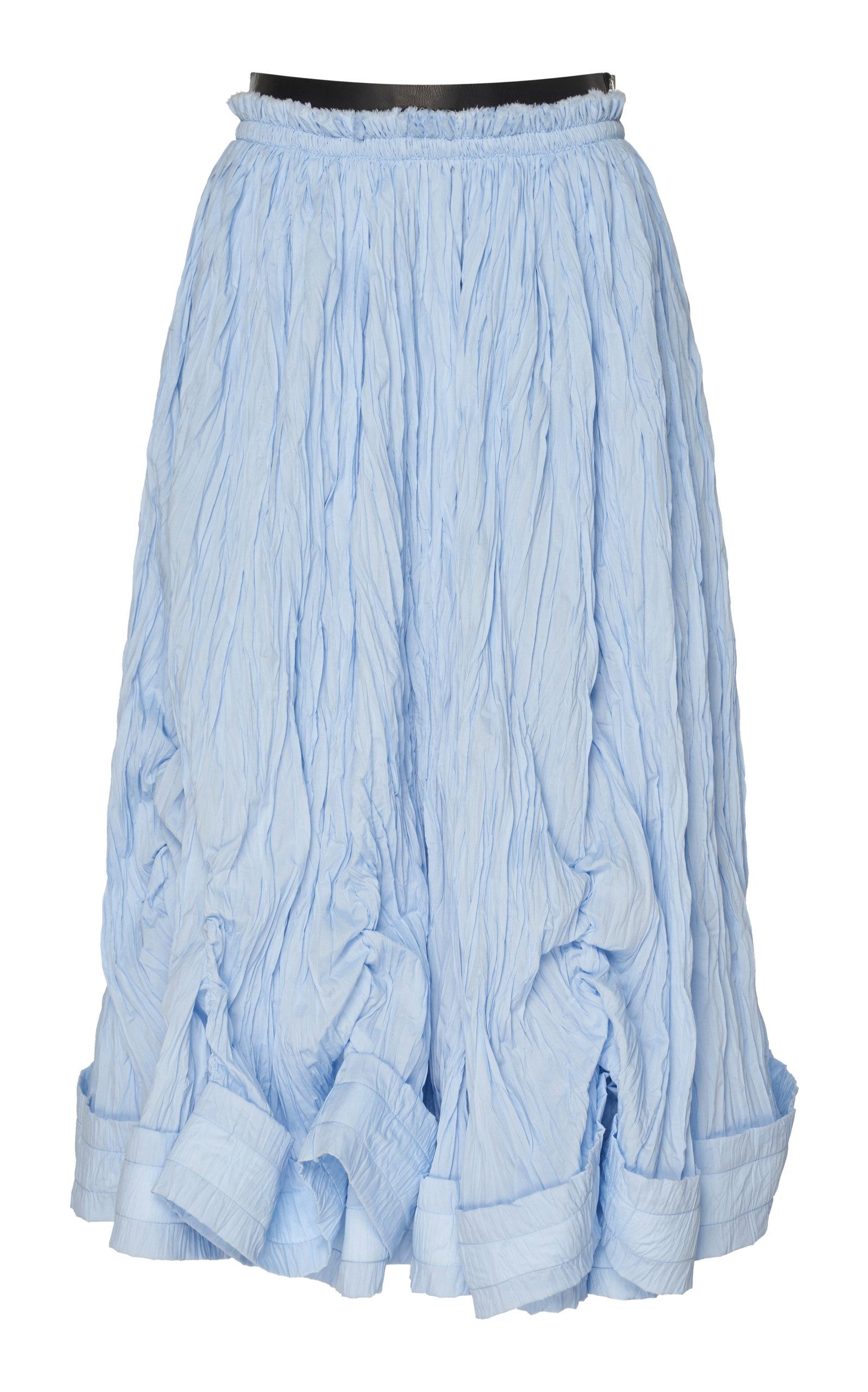 6ea19e2b51 Crinkle Pleated Skirt by JW Anderson | Moda Operandi